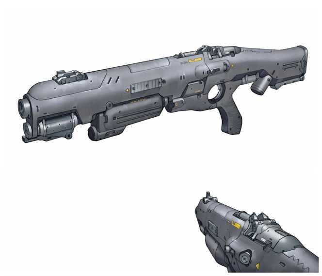 7 combat gunshot