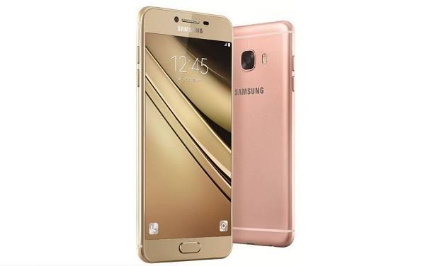 Galaxy C5 e C7: Samsung presenta ufficialmente due nuovi device
