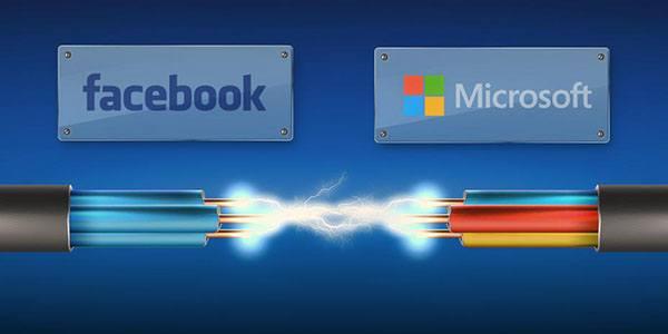 Facebook e Microsoft insieme al lavoro per un cavo transatlantico