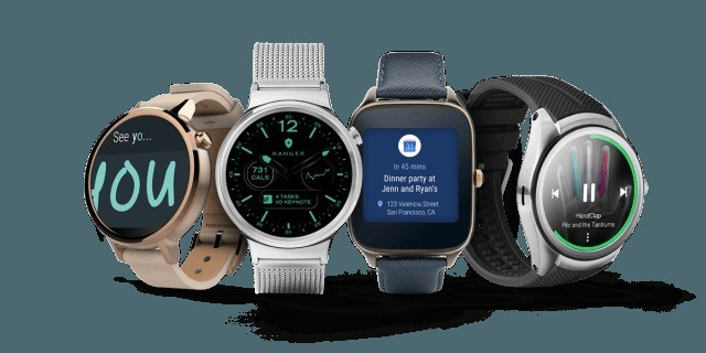Google annuncia Android Wear 2.0 per smartwatch