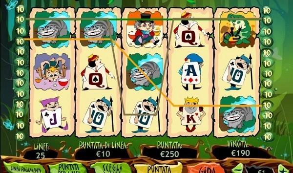 Gioca e divertiti con Forest of Wonder su casino.com Italia