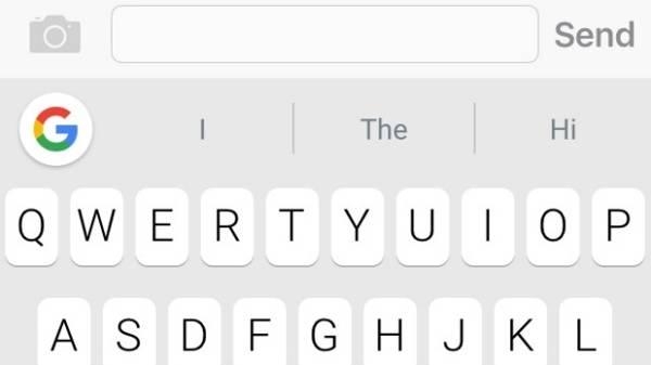 Gboard di Google si aggiorna per iOS con digitazione vocale e nuove emoji