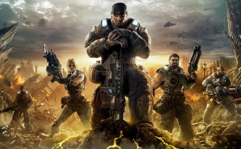 Gears of War: il designer Cliff Bleszinski elogia il nuovo DOOM.