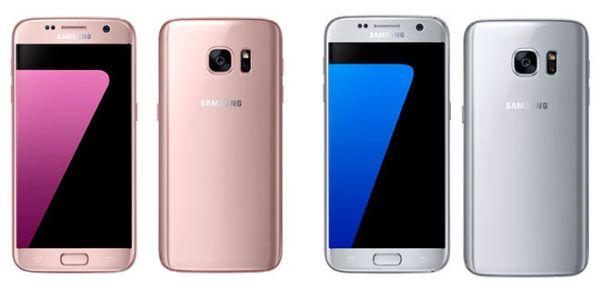 Galaxy S7 e S7 Edge: arriva un nuovo aggiornamento firmware
