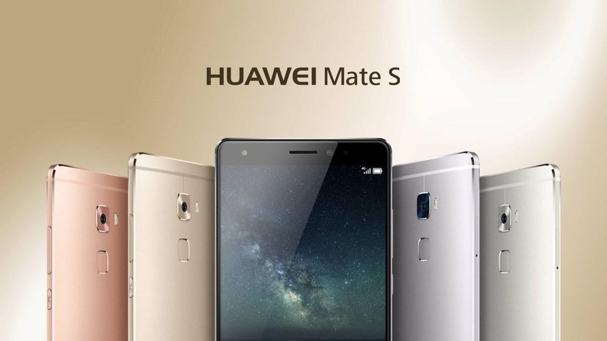 Huawei Mate S, il prezzo del flagship diminuisce arrivando a 339 euro