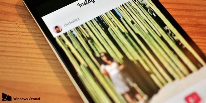 Instagram per Windows 10 Mobile si aggiorna col supporto a Continuum