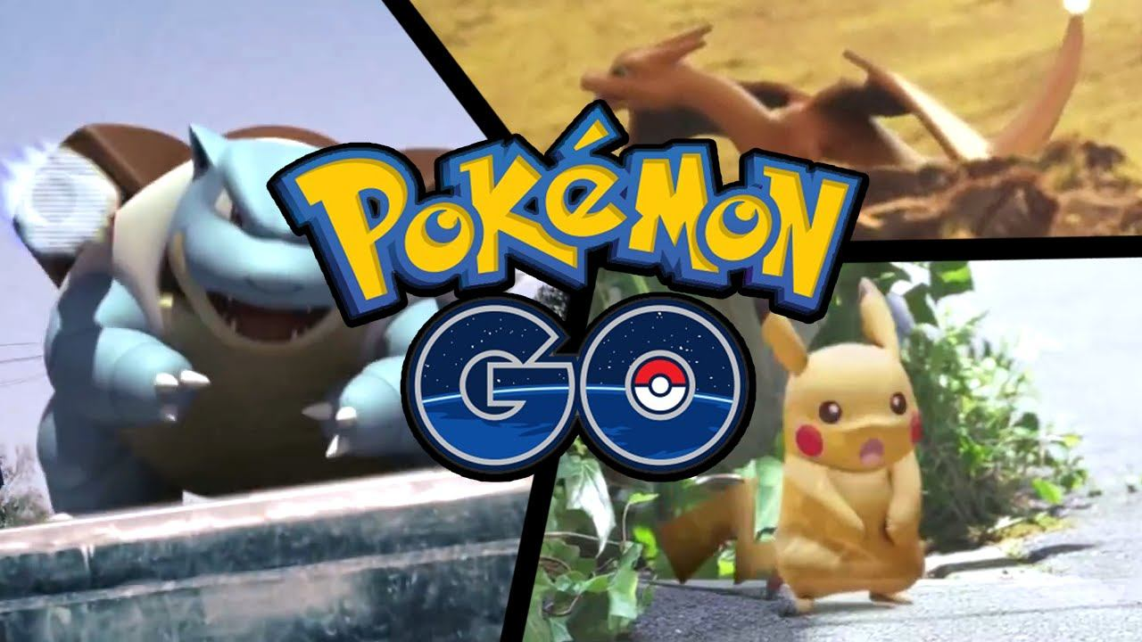 Pokemon Go: la versione beta disponibile negli USA