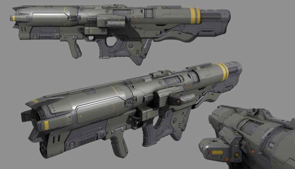 DOOM: la gallery delle armi e l'arsenale da combattimento