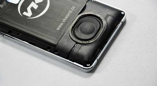 Lo smartphone con lo speaker più grande al mondo è in preordine
