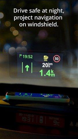 Sygic si aggiorna con le stime del consumo di carburante e i costi totali | Download