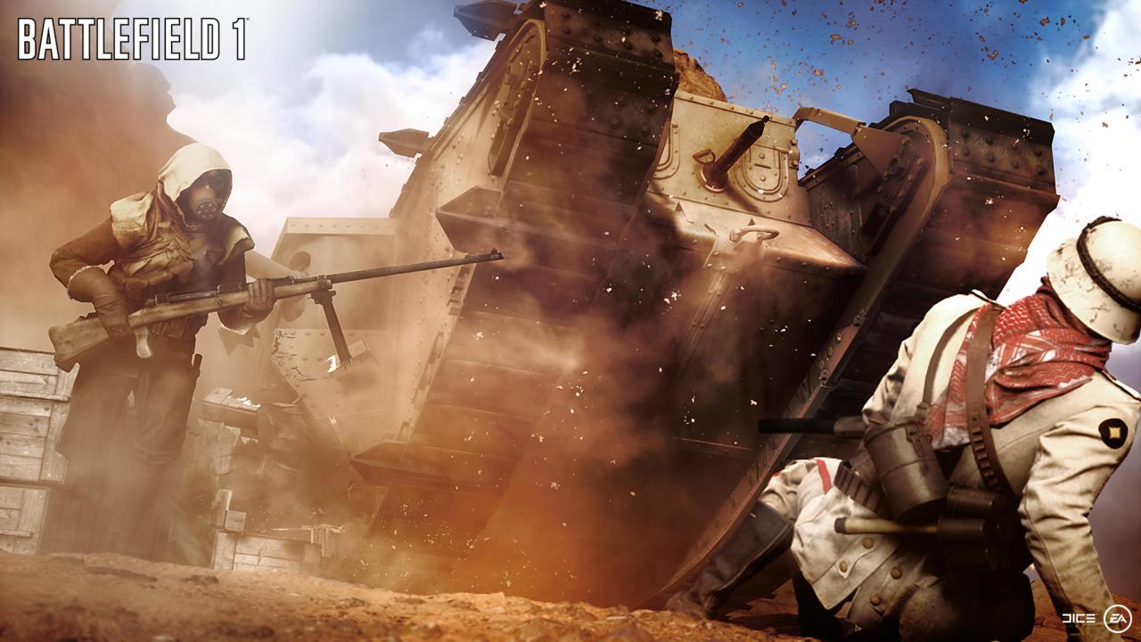 Battlefield 1: come le condizioni atmosferiche e le distruzioni cambiano il gioco