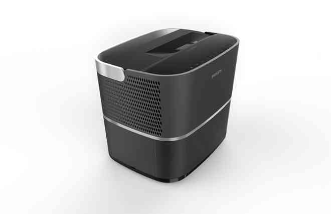 Nuovo Philips Screeneo 2.0, il proiettore per il salotto da 120 pollici