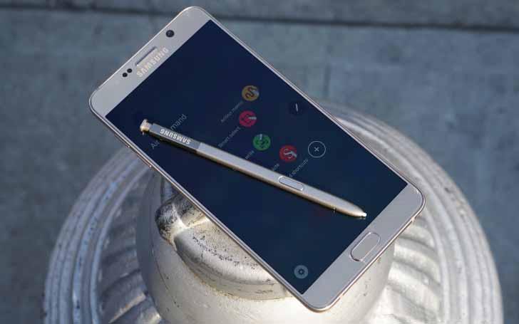 Galaxy Note 7 – nuovi render mostrano dimensioni e dual-Edge