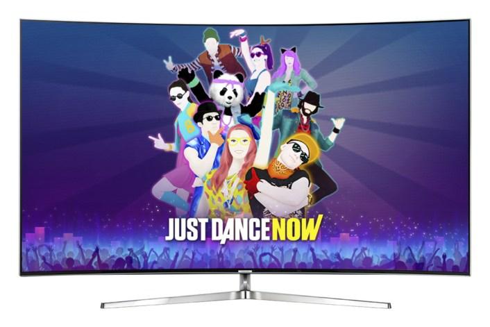 Samsung Smart TV, ora puoi ballare Just Dance col tuo televisore