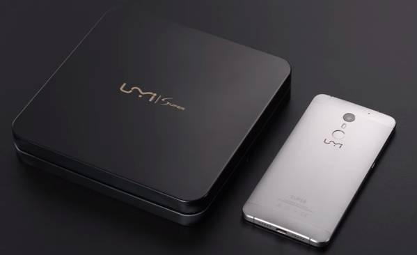 UMi Super in offerta a 163 euro tramite QR Code