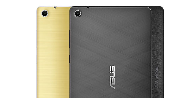Tablet ASUS in arrivo: ZenPad Z500M al vaglio della FCC