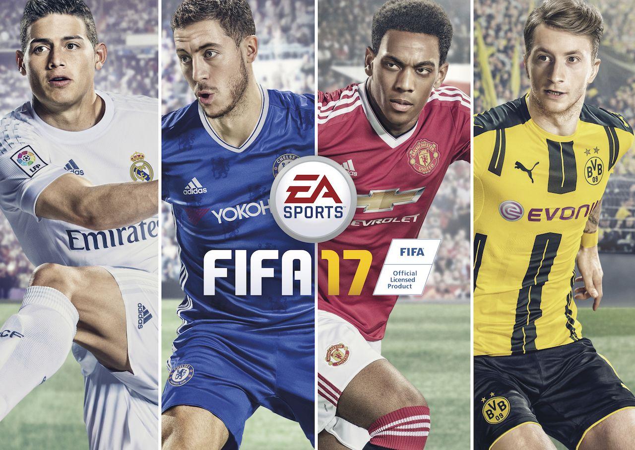 FIFA 17, ecco un nuovo trailer con tutte le novità in arrivo