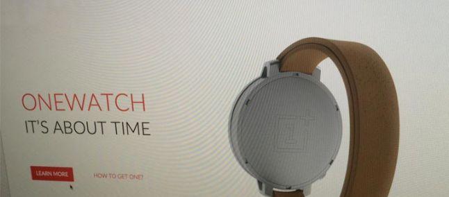 OnePlus smartwatch, ecco perché non è mai stato commercializzato
