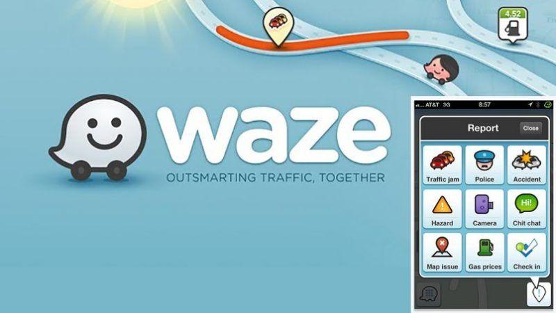Waze, dopo Android istruzioni di guida personalizzate anche su iOS