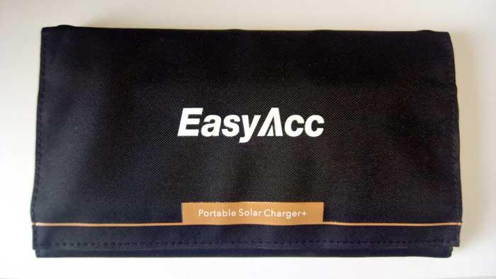 Recensione caricabatterie solare EasyAcc: il più potente sul mercato