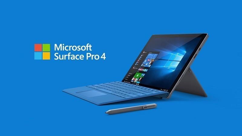 Microsoft Surface Pro 4 e Book, disponibile un nuovo firmware