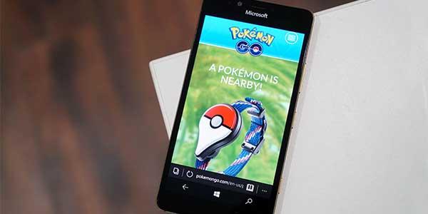 Pokémon Go UWP smette di funzionare a causa di alcune modifiche