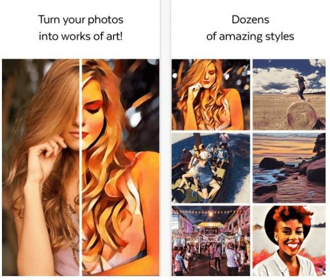 Prisma, app beta per editing fotografico disponibile anche per Android|Agg|.