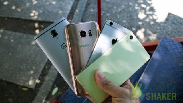 Xperia X Performance vs OnePlus 3 vs Galaxy S7 vs iPhone 6s: la sfida per il miglior comparto fotografico