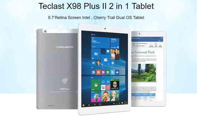 Teclast X98 Plus II