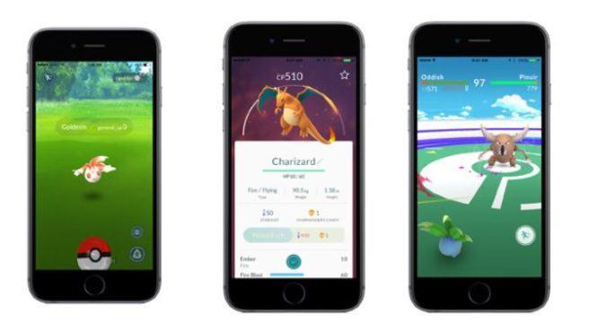 Pokémon Go disponibile il primo aggiornamento: ecco tutte le novità!