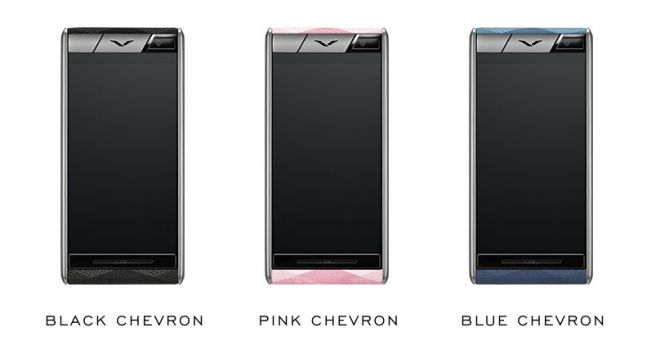 Vertu annuncia il nuovo Aster Chevron, lo smartphone da soli 3900 €