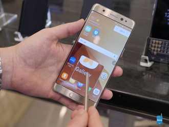 Migliori smartphone – Samsung Galaxy Note 7 vs S7 Edge: confronto con foto!
