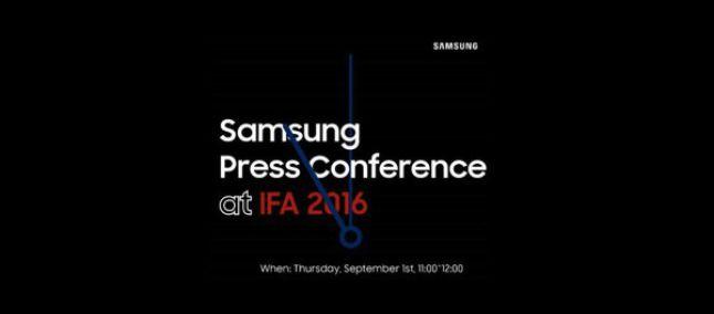 IFA 2016: segui l'evento Samsung in diretta su Keyforweb!