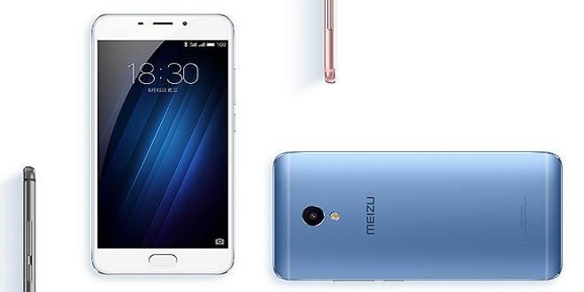 Meizu M3E: è ufficiale lo smartphone con YunOS 5.1.1