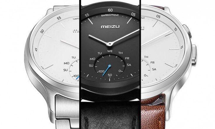 Meizu Watch disponibile in Europa a 169€: si parte dalla Francia