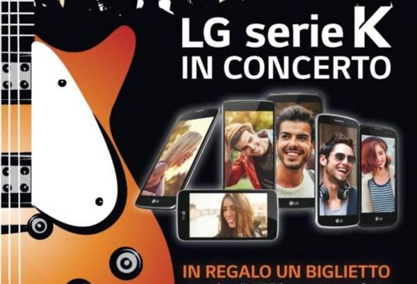 Il proprio concerto del cuore lo regala la serie K di LG
