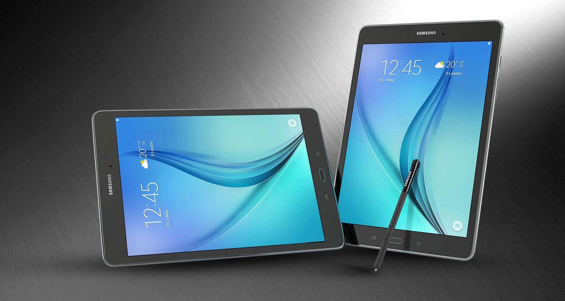 Galaxy Tab A 2016 con S Pen, trapelano alcune immagini