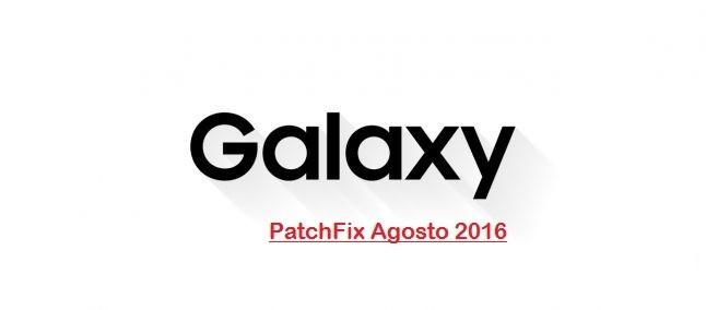 Samsung patch Agosto 2016 risolve davvero tanti problemi
