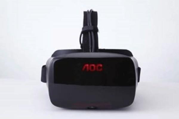 AOC presenta il suo primo visore per la realtà virtuale AOC VR