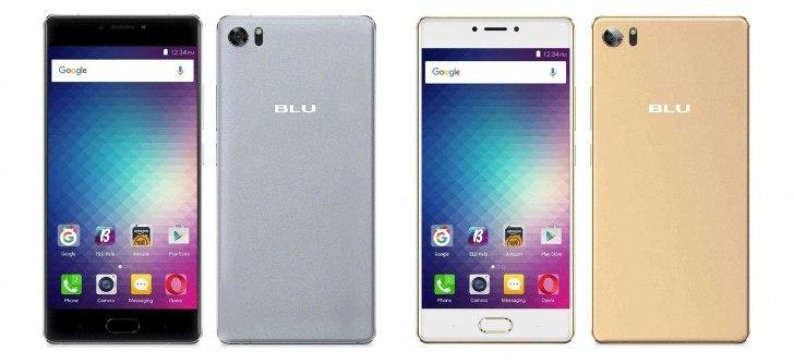 BLU Pure XR è ufficiale con 4 GB di RAM e 3D Touch