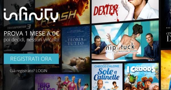 Netflix vs Infinity tv: qual è il migliore servizio streaming?