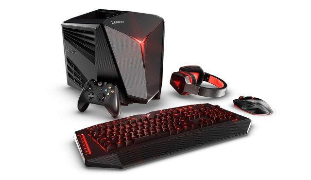Lenovo e gaming: ufficiali un mini PC fisso e un All in One