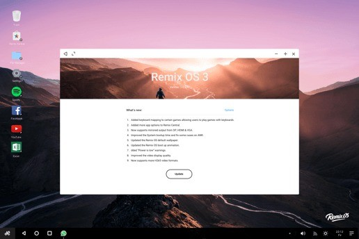 Con Remix Os arriva Android Marshmallow sul pc.