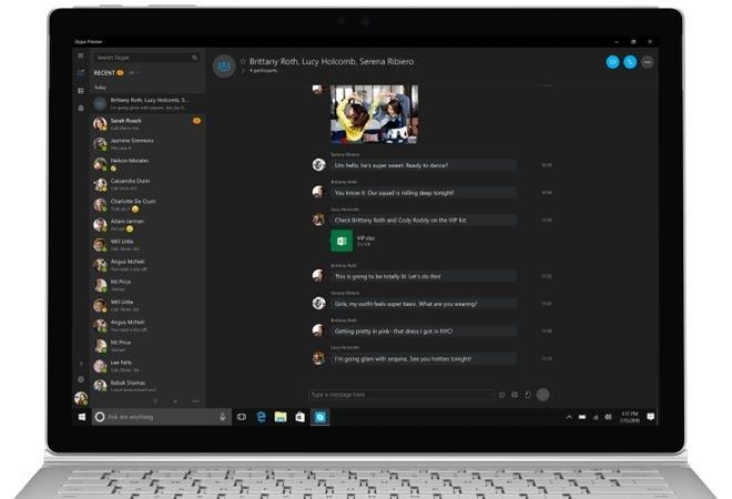 Skype Preview Universal Windows app disponibile per Windows 10 Anniversary Update