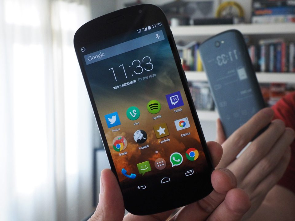 YotaPhone 2 con schermo e-ink in offerta: prezzo di soli 140€!