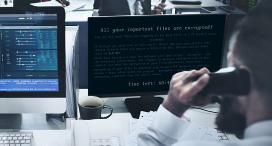 Italia sotto il costante attacco di ransomware e app maligne