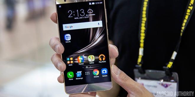Android 7.0 per Asus ZenFone 3, inizia la distribuzione via OTA