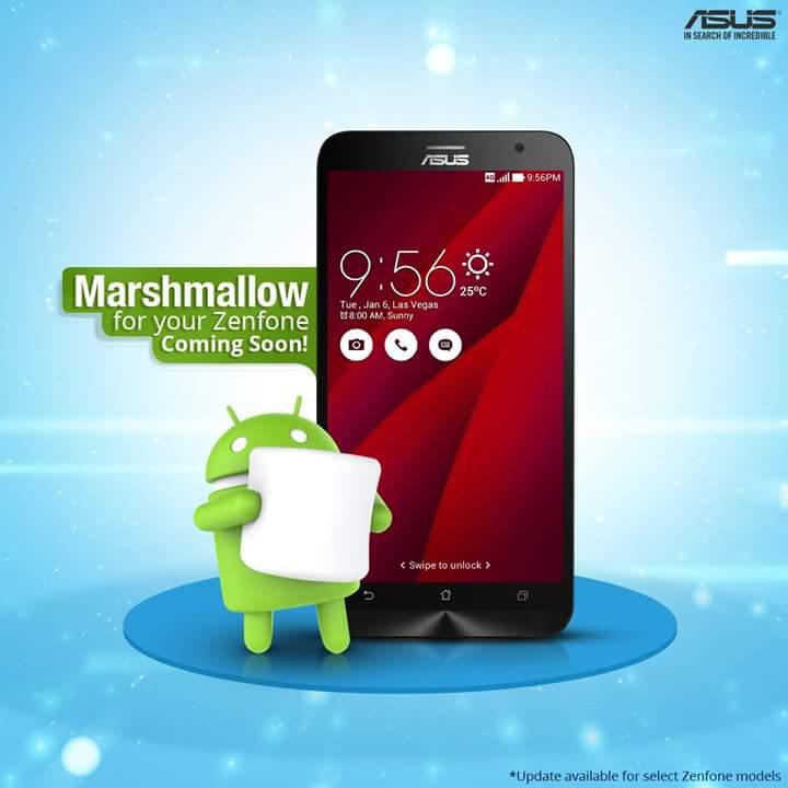Asus Zenfone Selfie Riceve Finalmente Android Marshmallow