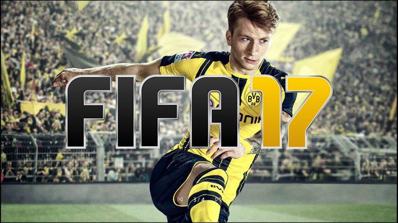 FIFA 17 di nuovo in testa alle classifiche italiane su console