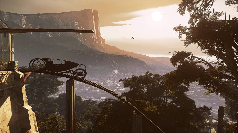 Dishonored 2, disponibile un nuovo video ed una Art Gallery di Karnaca